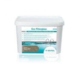 Medio filtrante Eco Filterglass grado 1 (20kg) de Bayrol
