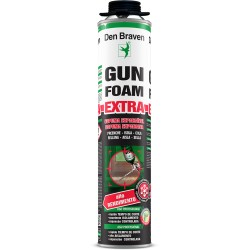 Espuma de poliuretano para pistola