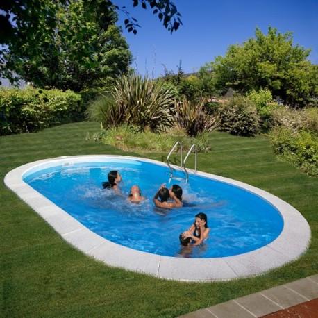 Piscina gre enterrada serie atol n tu tienda online de for Limpiadores de piscinas