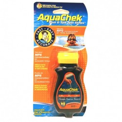 AquaChek Naranja tiras analíticas monopersulfato
