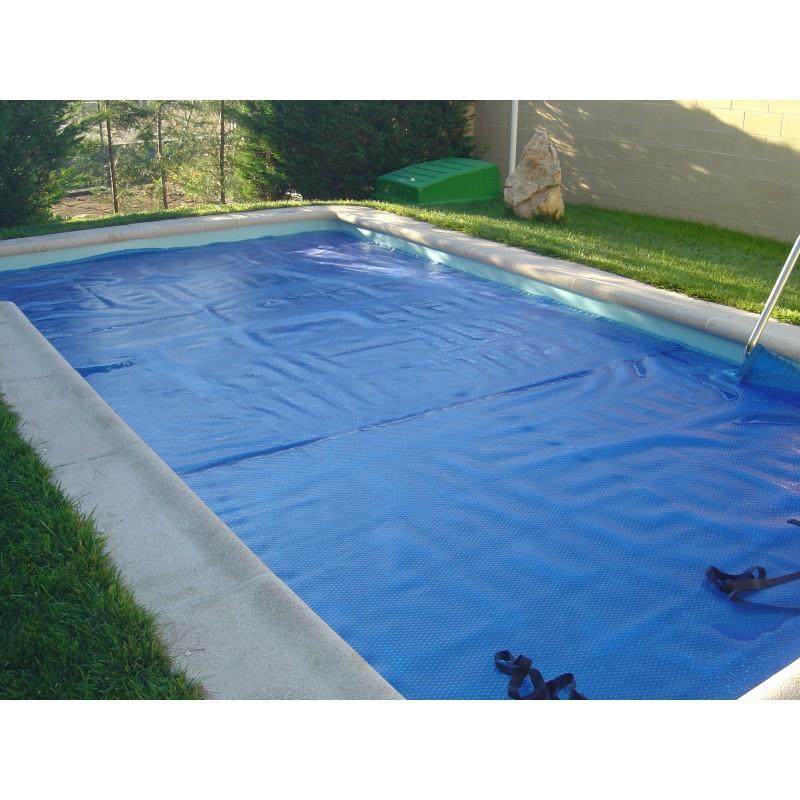 Cobertor t rmico de burbujas para piscina cubiertas for Burbuja piscina