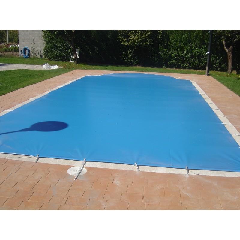 Cobertor de invierno para piscina cubiertas piscinas online - Manta de invierno para piscina ...