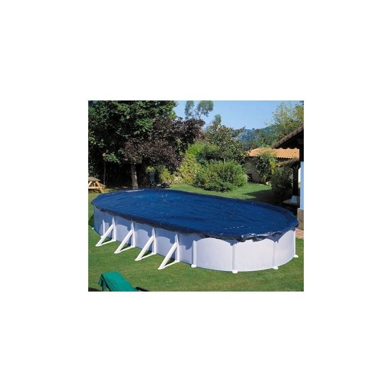 Cobertor de invierno para piscinas gre cubiertas piscinas online - Cobertor piscina invierno ...