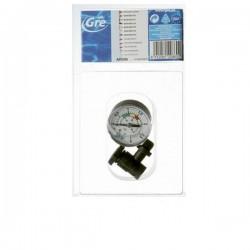 Manómetro para filtro Gre AR506