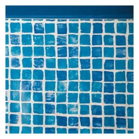 Liner gresite piscina Gre circular altura 132 sistema colgante