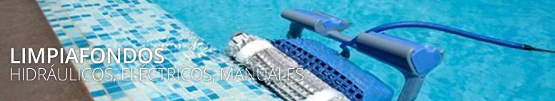 Limpiafondos automaticos para piscinas